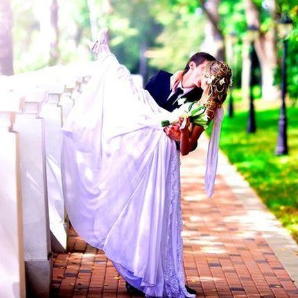 Видеосъёмка полного свадебного дня
