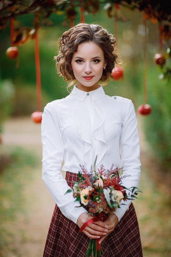 прическа+макияж для Светланы  фото Татьяна Шоболова - фото 10823706 Свадебный стилист-визажист Жанна Шевлякова