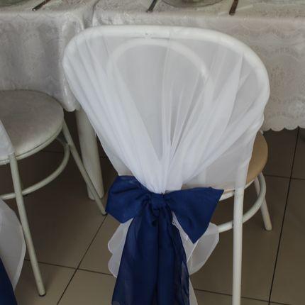 Оформление стула
