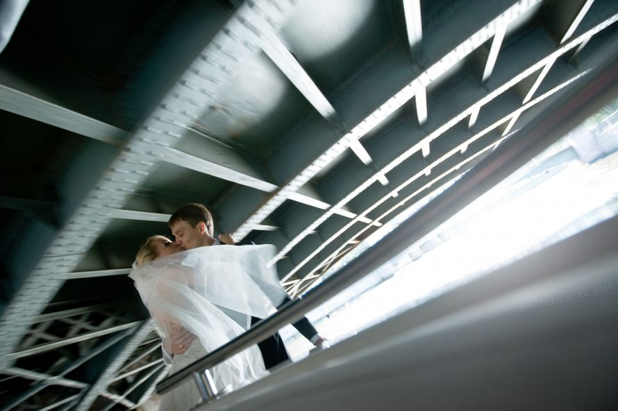 Александр и Ксения  август 2010 - фото 8494364 Свадебный фотограф Алексей Фёдоров