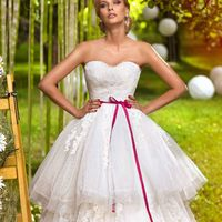 Сансет платье-трансформер, нижняя длинная юбка съемная в наличии, размер 42-44-46