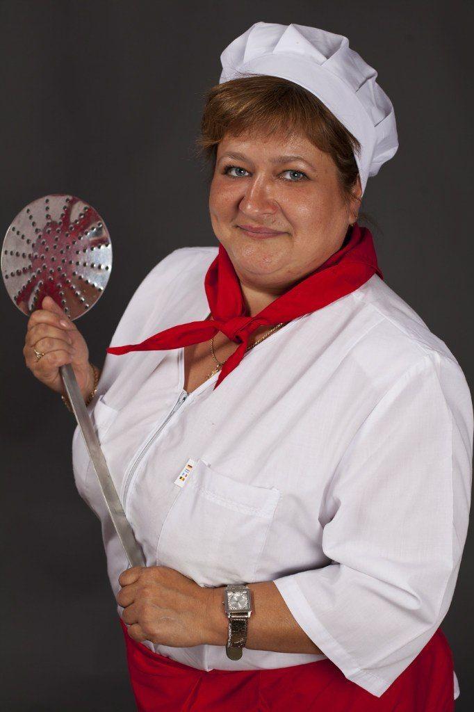 """Наш повар - Светлана - фото 7007382 Банкетный зал """"Дежавю"""""""