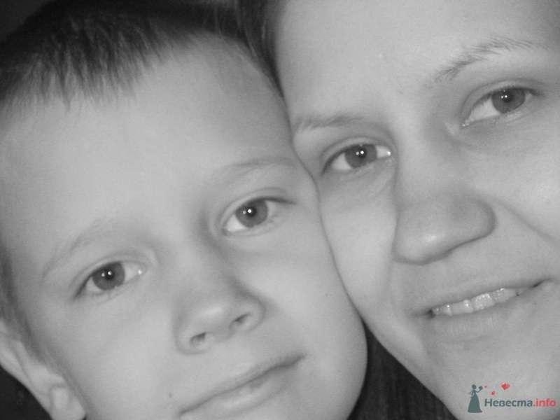 Я и мой сынок))) - фото 30730 Надюша