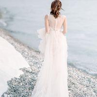 абхазия, свадьба, за границей, свадьба за границей, фотограф, фотограф за границей, свадебный фотограф, стиль, жених, невеста, файнарт, свадьба у моря, море, персиковый, голубой