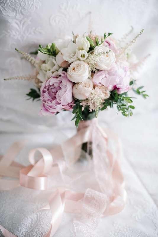 свадьба, утро невесты, сборы невесты, розовый, белый, дворянское гнездо - фото 17725258 Маслова Виктория - фотограф