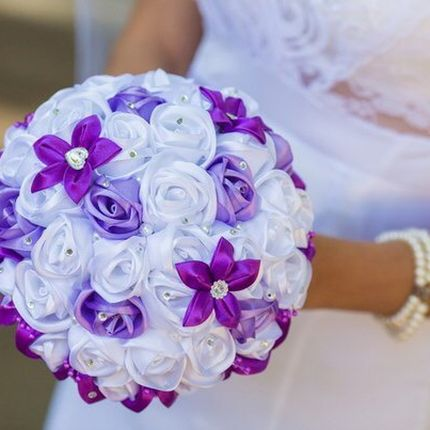 Букет невесты - букет-дубликат