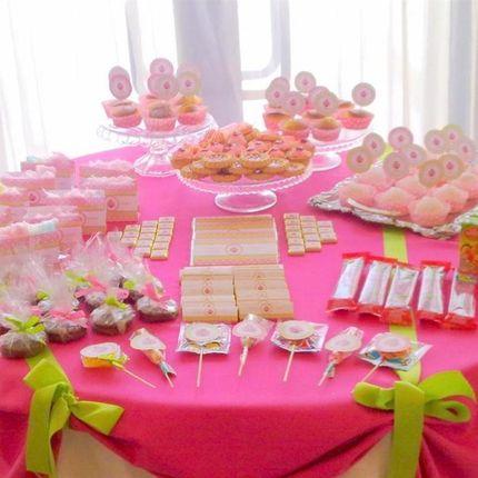 Candy bar или сладкий стол для гостей