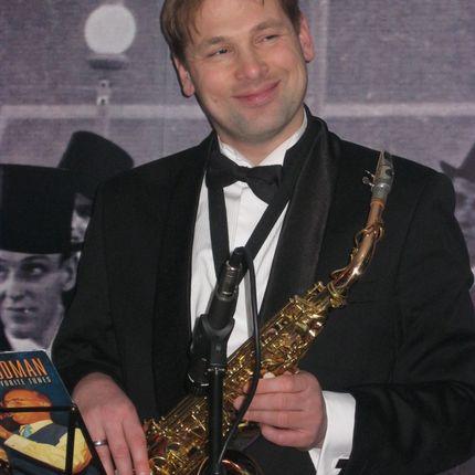 Саксофонист на торжество 3 часа