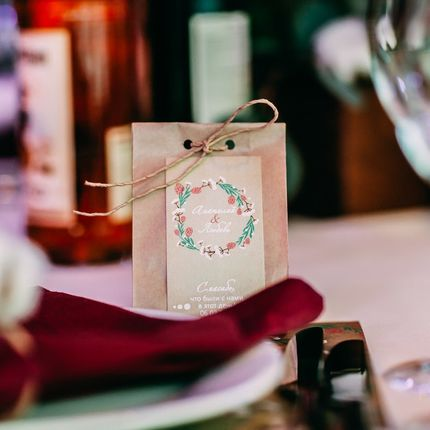 Подарки для гостей, цена за 1 шт
