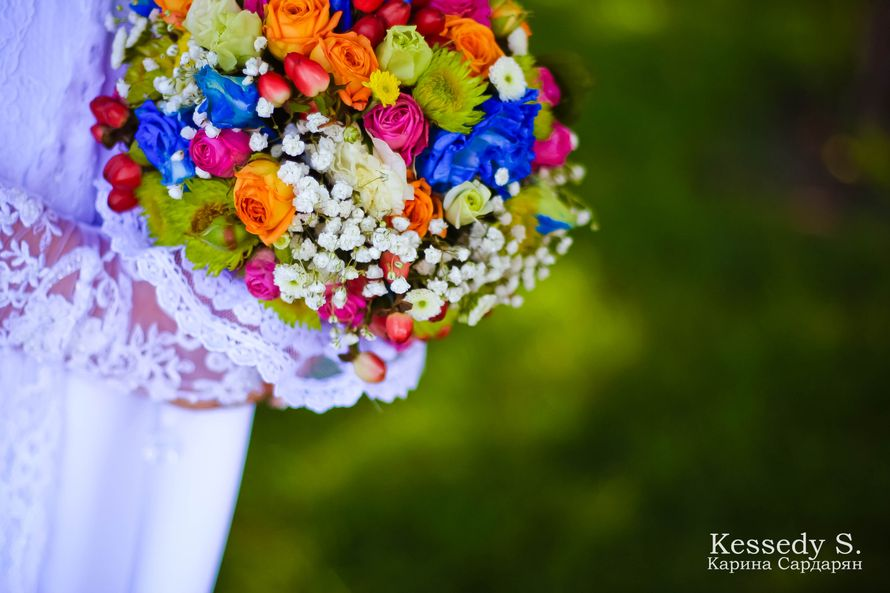 Фото 3458865 в коллекции Свадебные воспоминания - Фотограф Сардарян Карина