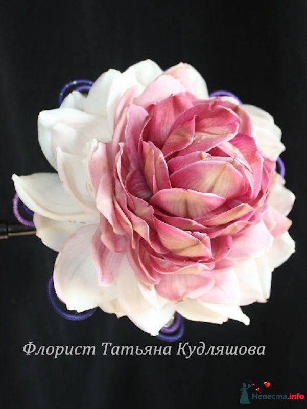 Букет для невесты Иры - фото 399157 Цветочная мастерская Татьяны Кудряшовой