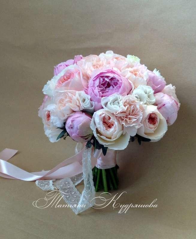 Фото 2310432 в коллекции Букет невесты - Цветочная мастерская Татьяны Кудряшовой
