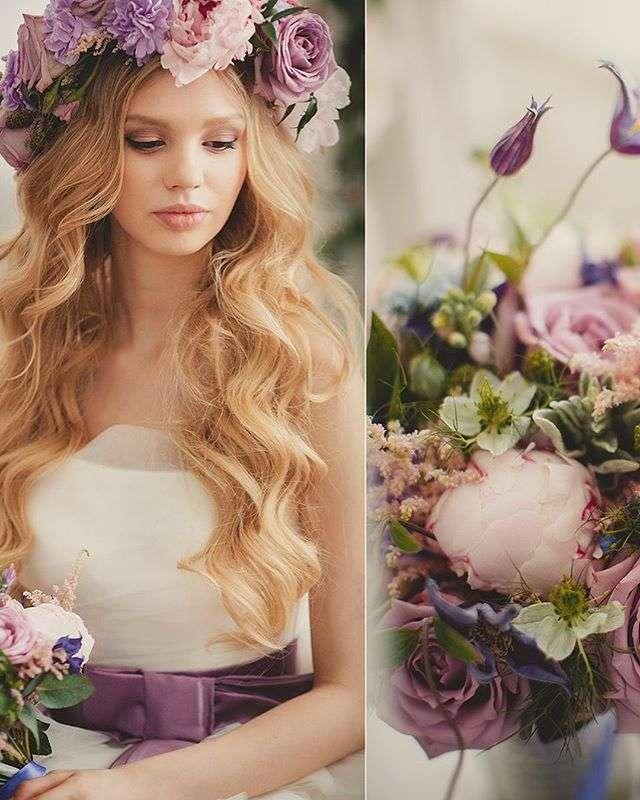 Букет невесты - фото 17627610 Цветочная мастерская Татьяны Кудряшовой