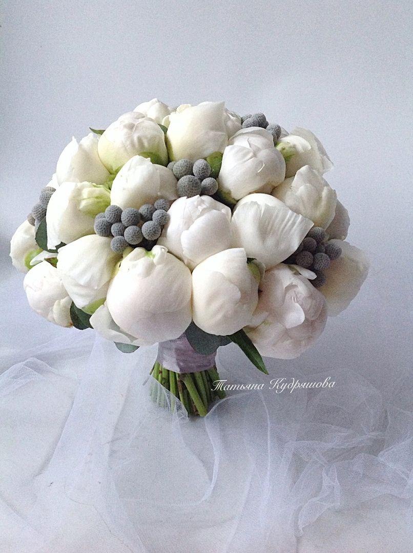 Букет невесты - фото 17627616 Цветочная мастерская Татьяны Кудряшовой