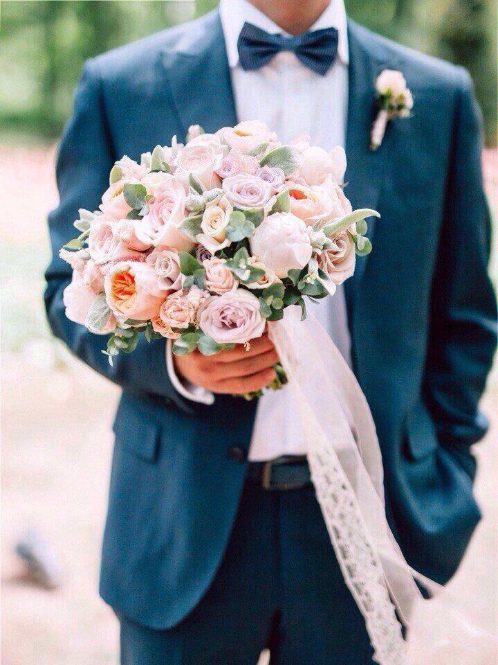 Букет невесты - фото 17627626 Цветочная мастерская Татьяны Кудряшовой