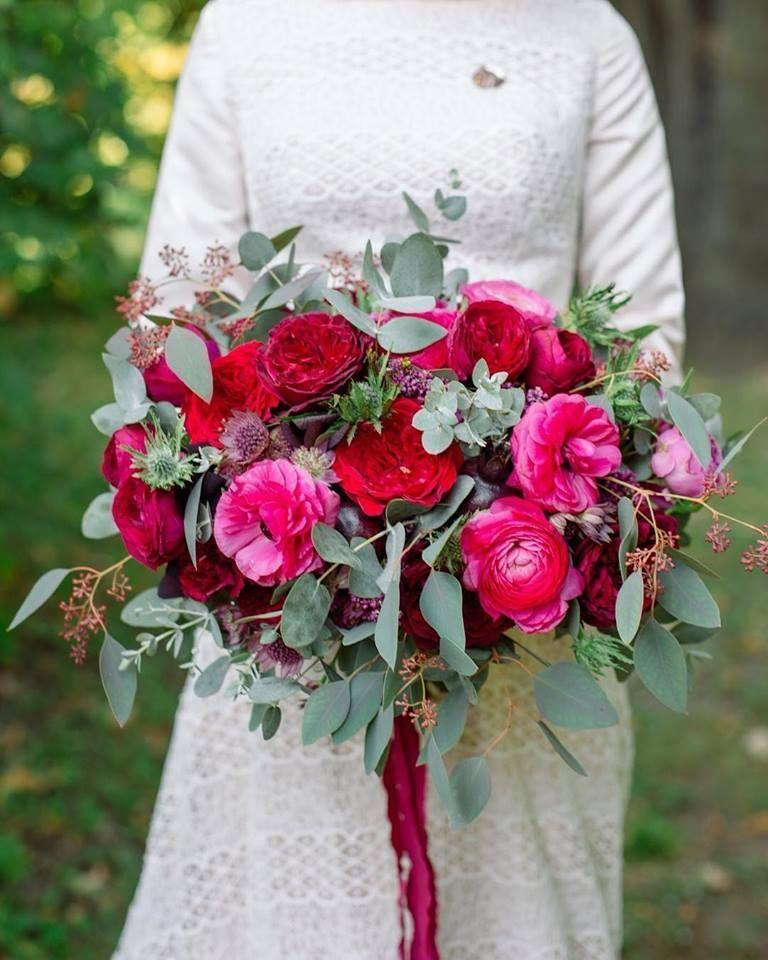 Букет невесты из пионовидных роз - фото 18457950 Цветочная мастерская Татьяны Кудряшовой