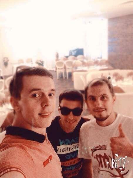 Фото 7118186 в коллекции Наша команда - Шеф-дуэт JAM: Максим Забродин и Глеб Боярский