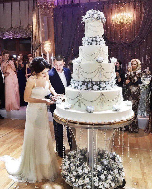 меня достаточно торт бородиной на свадьбе фото что связано