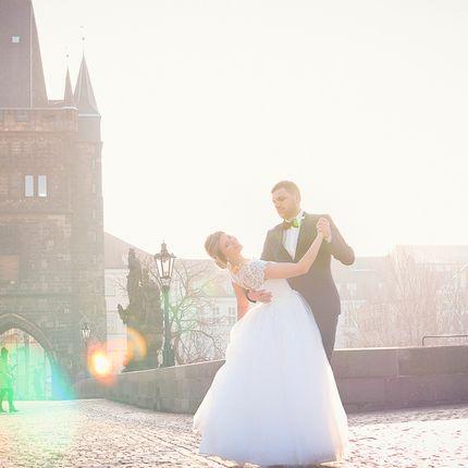 """Фотосъёмка неполного дня 4 часа - пакет  """"Silver"""" в Праге"""