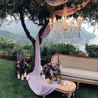Свадьба на Амальфитанском побережье