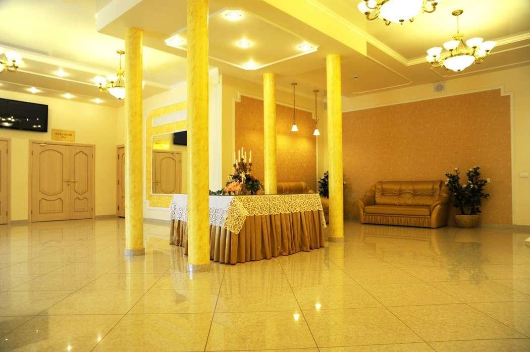 Фуршетный зал - фото 11913166 Спа-отель Лагуна