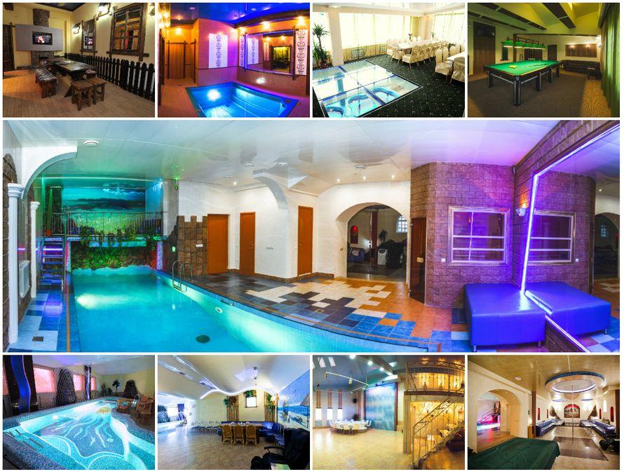 """Спа-Залы Отеля """"Лагуна"""" - фото 13005446 Спа-отель Лагуна"""