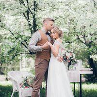 Свадьба в стиле Прованс Сергей Шульга фотограф Нижний Тагил