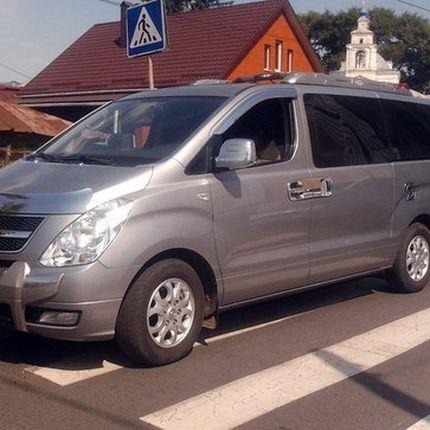 Аренда Hyundai Grand Starex H1