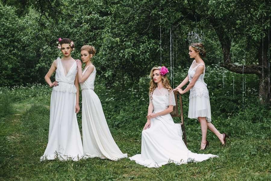 Фото 7238726 в коллекции ЛЕТНЯЯ КОЛЛЕКЦИЯ АКСЕССУАРОВ для свадебных причёсок - 7-ой Лепесток, свадебная флористика
