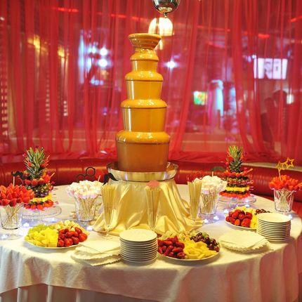 Большой Шоколадный фонтан 110  см
