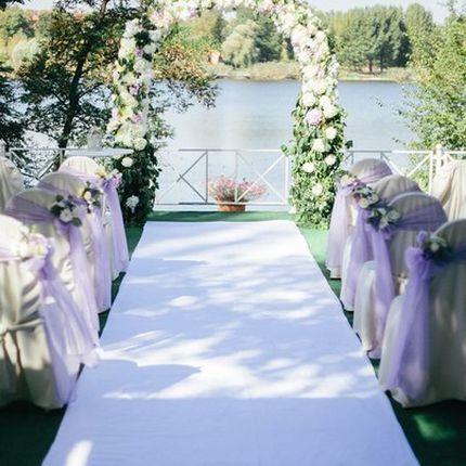 Аренда арки для выездной церемонии