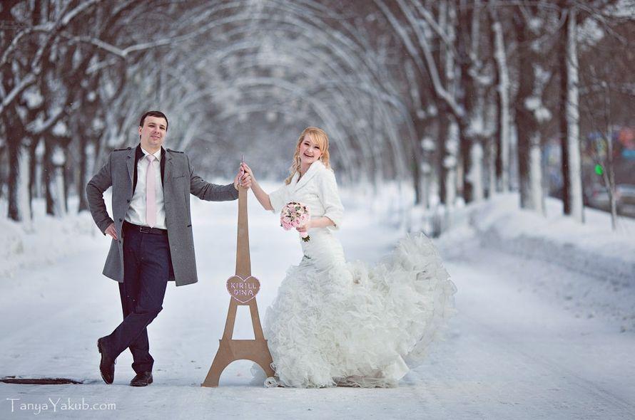 идеи для свадебной фотосессии зимой в москве узнала этом