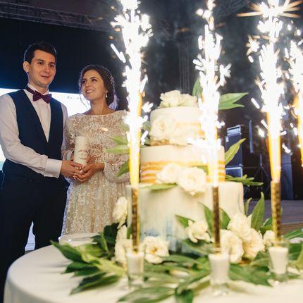 Организация свадьбы + координация в день свадьбы на банкете