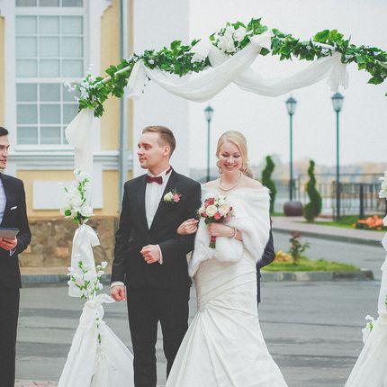 Проведение свадьбы (суббота)