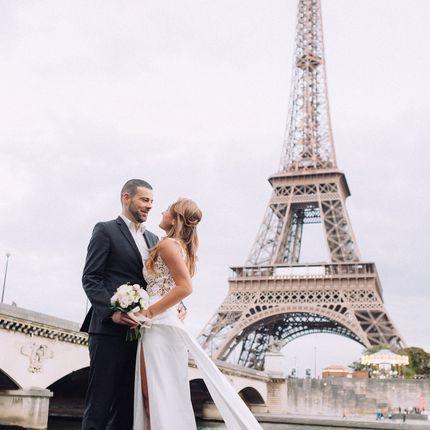 Свадьба в Париже на 30 человек