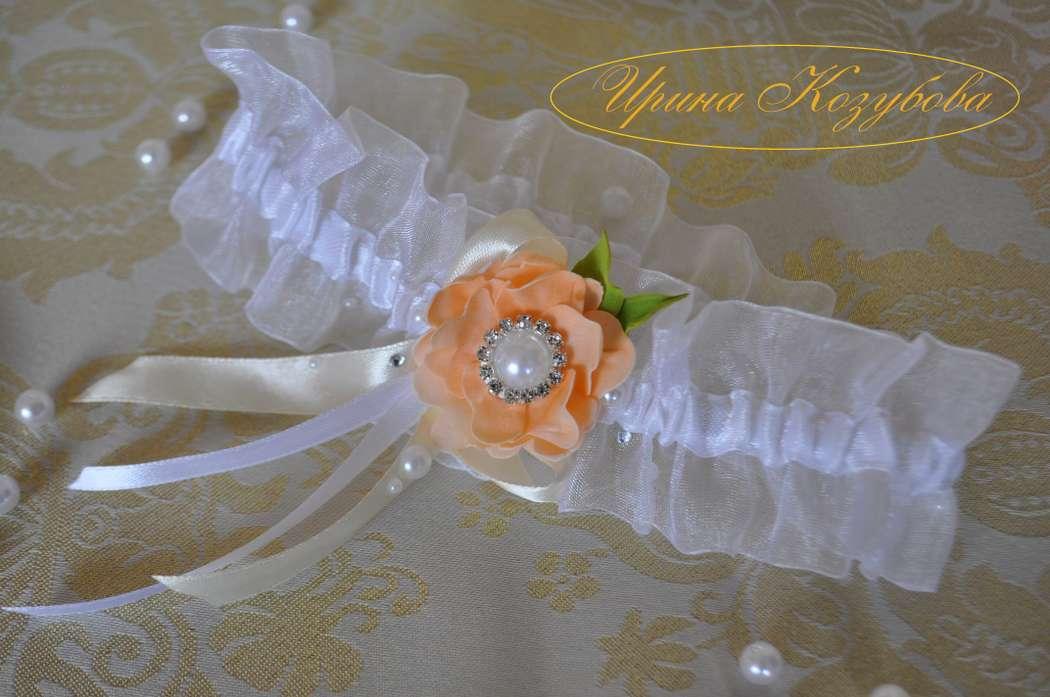 Фото 14665526 в коллекции Подвязки - Свадебные аксессуары от Ирины Козубовой