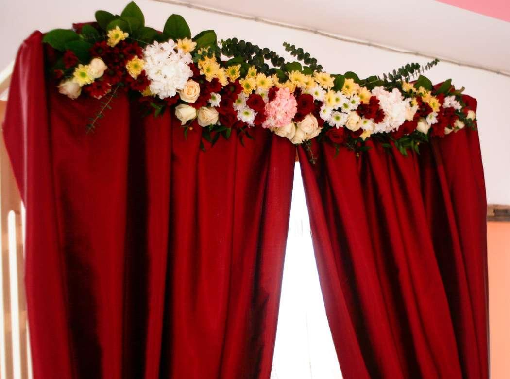 Фото 7402616 в коллекции Свадьба в цвете Марсала - Оформление свадеб Flor de Liz