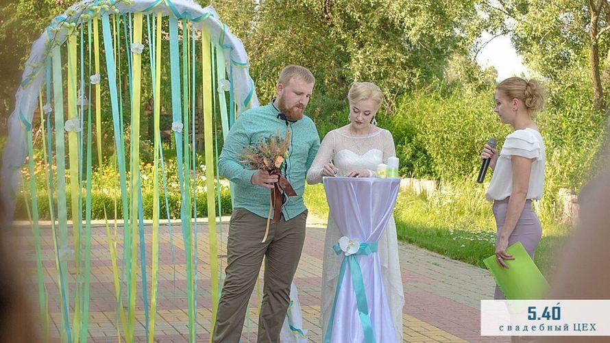 Фото 7402808 в коллекции Портфолио - Оформление свадеб Flor de Liz