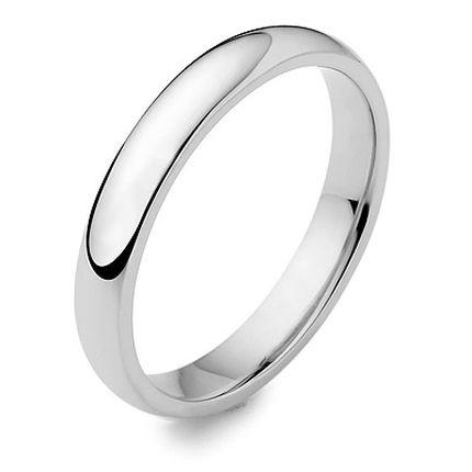 Обручальные кольца из платины