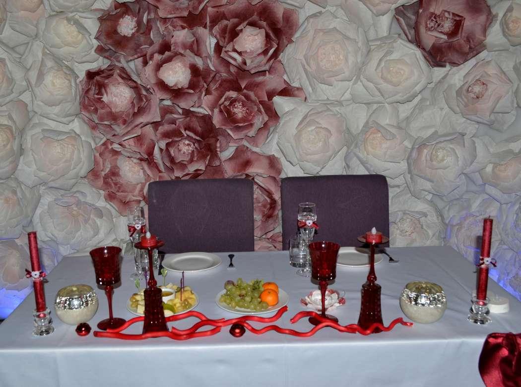 """Свадьба Елены и Кирилла, 12 декабря - фото 8092372 Салон флористики и декора """"Розовый букет"""""""
