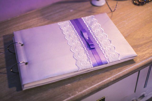 "книга пожеланий - фото 8179594 Салон флористики и декора ""Розовый букет"""