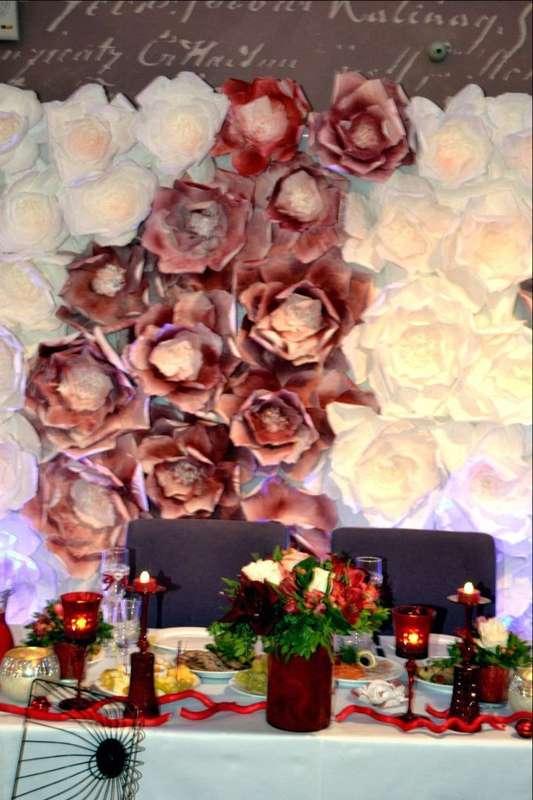 """Фото 8179670 в коллекции Свадьба Елены и Кирилла, 12.12.2015г. - Салон флористики и декора """"Розовый букет"""""""