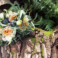 лесная свадьба, ботанический сад, кольца, букет, рустик, эко