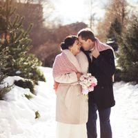 зимняя свадьба, зима, фотосессия зимой, плед, шебби шик, прованс, розовый кварц