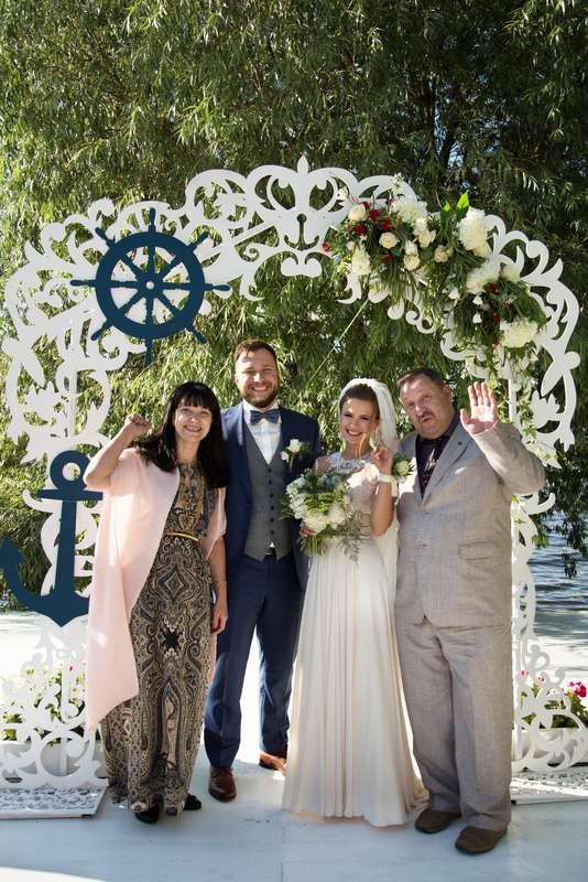 Фото 15539724 в коллекции Морская свадьба 21.07.2017 - Фото и видеосъёмка Fevish studio