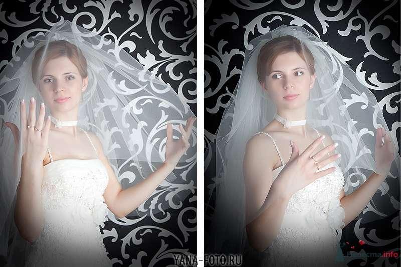 зимняя свадьба Киры и Дмитрия - фото 75804 Фотограф Яна Роджерс
