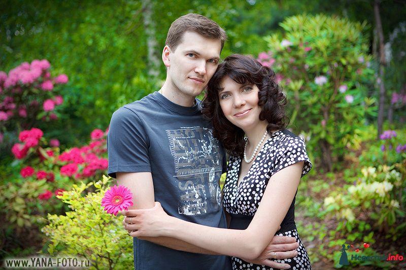 лав-стори на 10 годовщину свадьбы - фото 111145 Фотограф Яна Роджерс