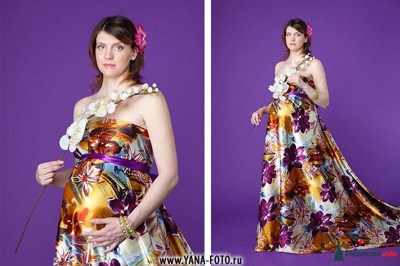 фотосессии для будущих мам - фото 112174 Фотограф Яна Роджерс