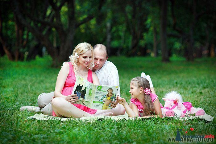 фотосессии для беременных - фото 129234 Фотограф Яна Роджерс