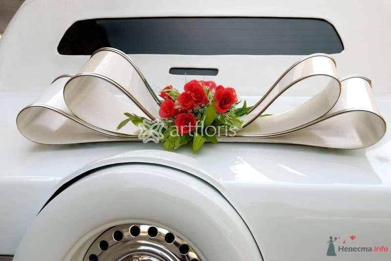 Украшение автомобиля - фото 30399 Art Floris - комплексное оформление